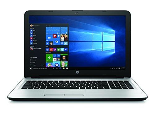 HP 15-ay054nf Laptop, 15,6 Zoll,weiß (Intel Core i3, 6GB RAM, 1TB, Windows 10)