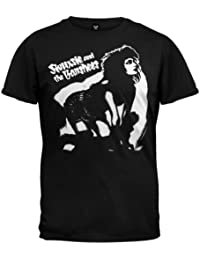 Siouxsie and The Banshees - Mens Hands And Knees Soft T-shirt