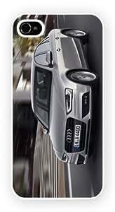 Audi A4 Saloon Case pour Samsung Galaxy S4