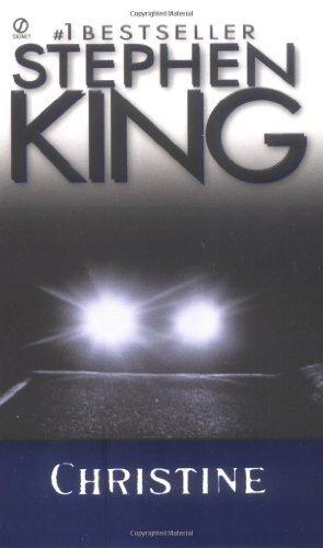 Christine (Signet) by King, Stephen (1983) Mass Market Paperback