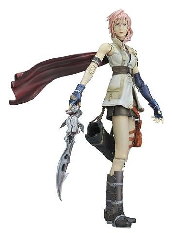 Figurines Final Fantasy - Figurine Final Fantasy XIII Play Arts -