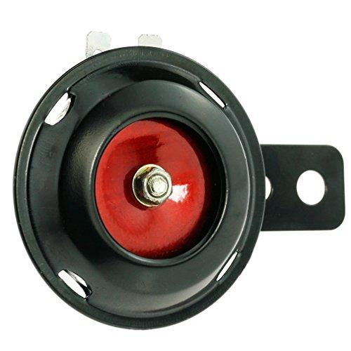 Preisvergleich Produktbild Profi Scooter Quad 105DB 1.5A Loud Horn w/ Halterung 12v Motorräder Set G108