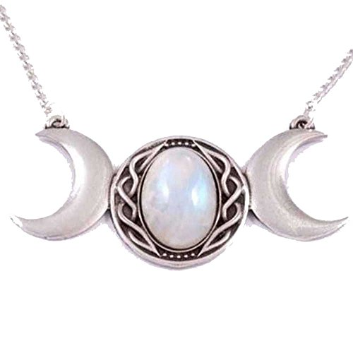 st-justin-pewter-triple-moon-necklace-18-moonstone