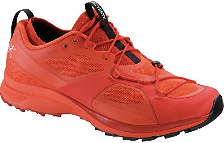 Arc´Teryx Norvan VT Gore-Tex®, Shoe Men'S (7.5 UK 41 1/3 EUR, Maple/Black)