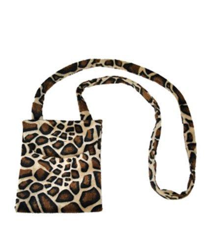sche Giraffe Avo Zubehör Giraffentasche Giraffen Muster Damentasche / Accessoires für Karneval, Fasching, Halloween, Motto Party / Verkleidung Giraffe (Giraffen Kostüme Muster)