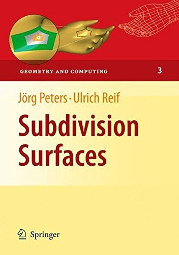 Subdivision Surfaces (Geometry and Computing Book 3) (English Edition)