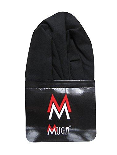 Muga french-cuff Camicia Black