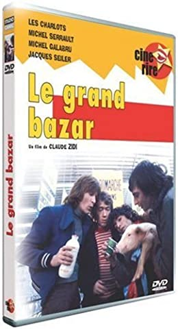 Le Grand Bazar by LesCharlots