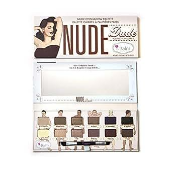 THEBALM Palette Nude Tude Vol.2, 9,6 g