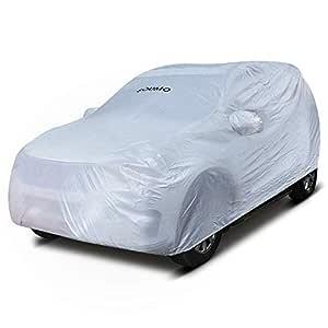 Amazon Brand - Solimo Maruti Suzuki Ertiga Water Resistant Car Cover (Silver)