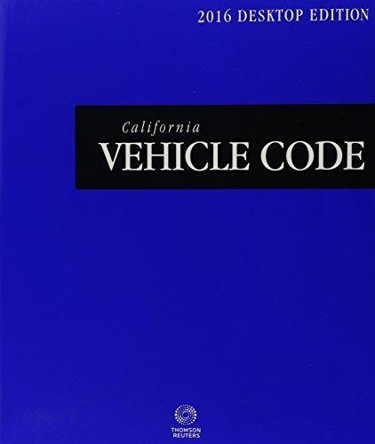 california-vehicle-code-desktop-edition-2016