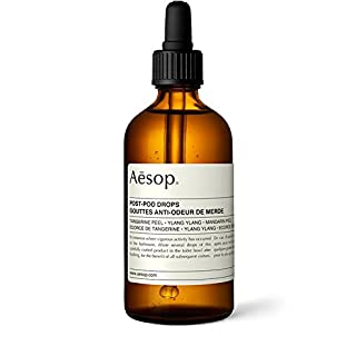 Aesop Post Poo Drops - 100ml - Toilet Freshener : Tangerine & Mandarin Peel …
