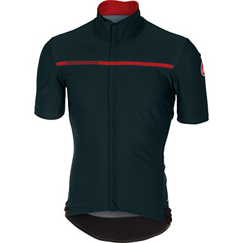 Castelli Gabba 3 Short-Sleeve Jersey - Men's Dark Infinity Blue, S - Infinity Jersey
