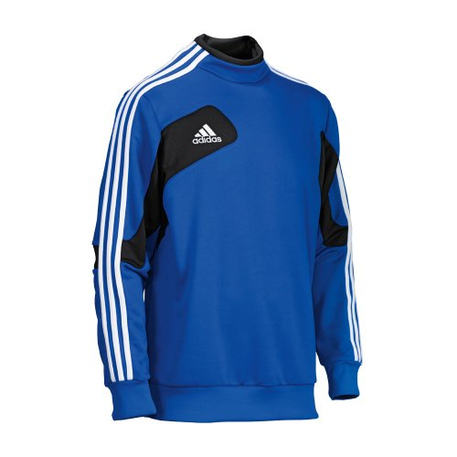 Adidas sweat-shirt pour homme condivo 12 sweat top Multicolore Bleu/noir Multicolore - Bleu/noir
