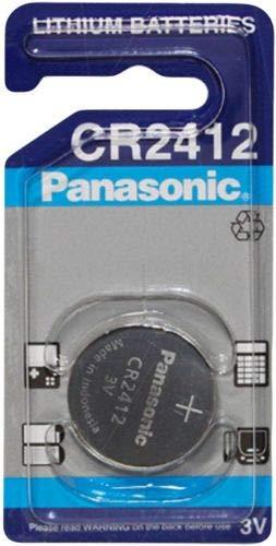 Panasonic - Knopfzelle Lithium Blister CR2412 3V 100mAh