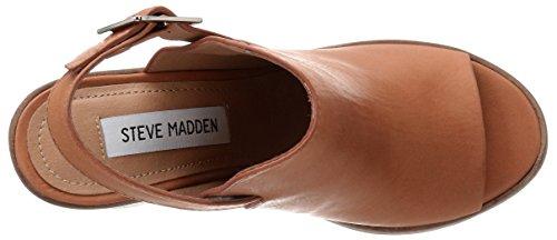 Steve Madden - Tallen, Sandali Donna Marrone (cognac leather)