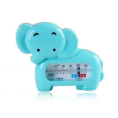 dingang® Elefant Baby-Badewanne, Spielzeug und Badewanne Thermometer