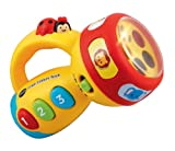 Vtech Crazy Colours Torch for 12 - 36 Months (Multicoloured)
