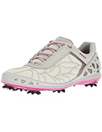 Ecco Women's Cage, Chaussures de Golf Femme