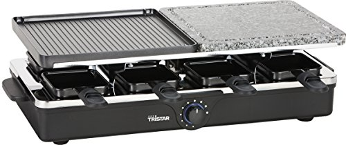 Raclette RA-2992 Tristar raclette piedra/grill RA 2992-423135