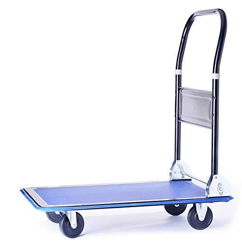 Preisvergleich Produktbild Generic * RM Trolley T Transport Heavy Atform Trolle Truck Sack Faltbare Plattform Trolley ey Truck Sa Bett Wagen Bett Wagen Bett Wagen