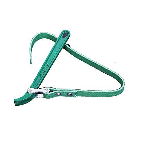 12 * 24in cintura filtro chiave verde in acciaio al carbonio e la cinghia sono di solito utilizzati con il filtro della macchina automobilistica speciale riparazione elettricista