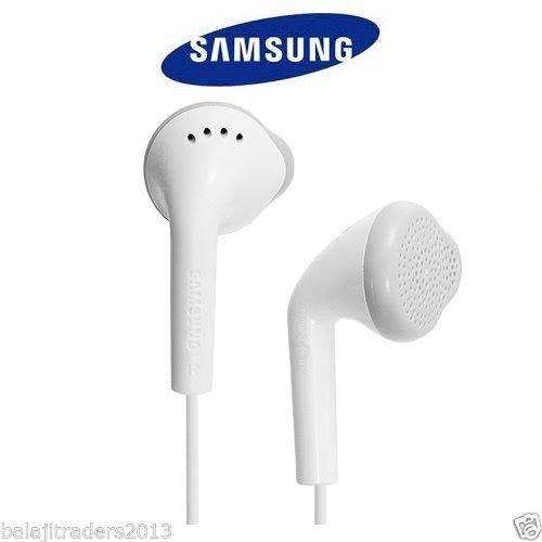Samsung 3. 5 mm Jack EHS61ASFWE Hands-free Headset Earphones and Mic
