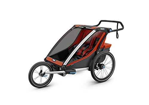 Thule Baby 2 Chariot Cross 2, Rot, One Size - 4