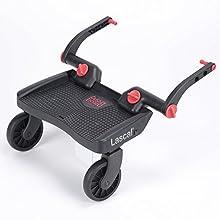 Lascal Mini-Rollbrett/Trittbrett für Kinderwagen