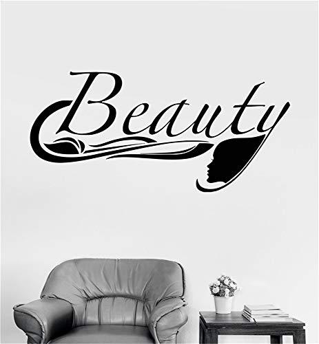 stickers muraux disney minnie Salon de beauté femme styliste spa fille coiffeur