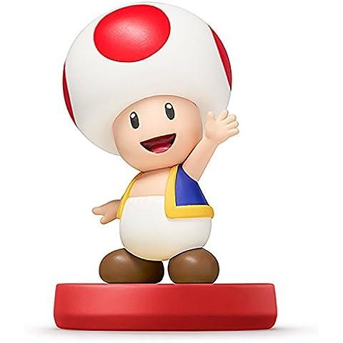 Amiibo Toad / Kinopio - Super Mario series Ver. [Wii U]Amiibo Toad / Kinopio - Super Mario series Ver. [Wii U] (Importación