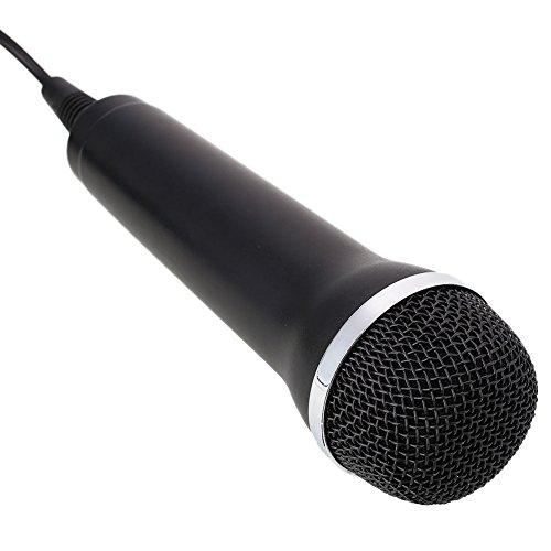 Cewaal Micrófono USB Para PS4 PS3 XBOXONE XBOX360 Wii PC