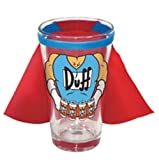 Duffman Pint Glass<br>With Cape