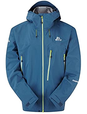 Mountain Equipment Lhotse Jacket - Allround-Alpinjacke Herren, Farbe-ME:Marine;Groesse-ME:S