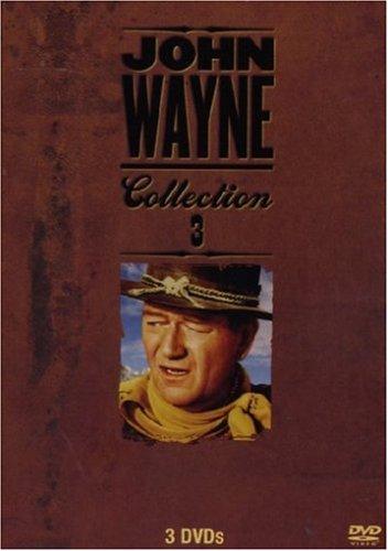 Bild von John Wayne Collection 3 (3 DVDs) - Land der tausend Abenteuer / Der Barbar und die Geisha / Die Comancheros