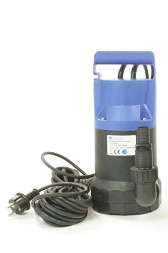 Tauchpumpe-Klarwasserpumpe-Gartenpumpe-Teichpumpe-Pumpe-TP-400KW