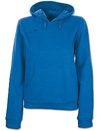 Joma Combi - Sudadera para mujer, color azul royal, talla XL