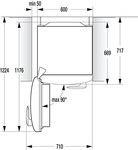 Gorenje ORK 193 RD-L Kühl-Gefrier-Kombination - 7