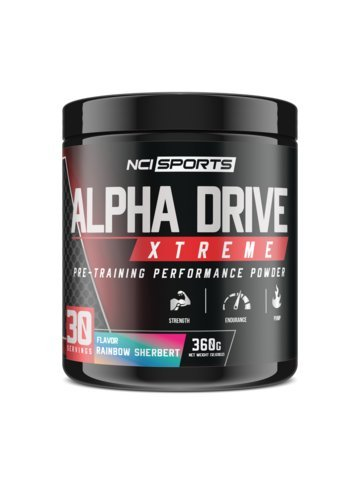 Nutraclip Alpha Extreme 360g Traube -