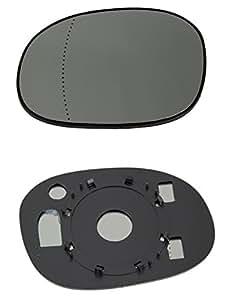 doctorauto dr165467 miroir glace verre de r troviseur ext rieur avec le support en. Black Bedroom Furniture Sets. Home Design Ideas