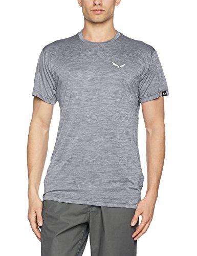 SALEWA puez Melange Dry W S//S tee Camisetas