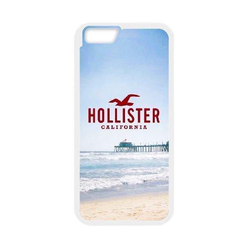 iPhone 6 6S plus 5.5 Inch coque [blanc] Hollister Logo Theme iPhone 6 6S plus 5.5 Inch coque GA6810