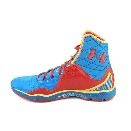 Under Armour Ua Cam Hommes Synthétique Baskets Stt-Tx-Red