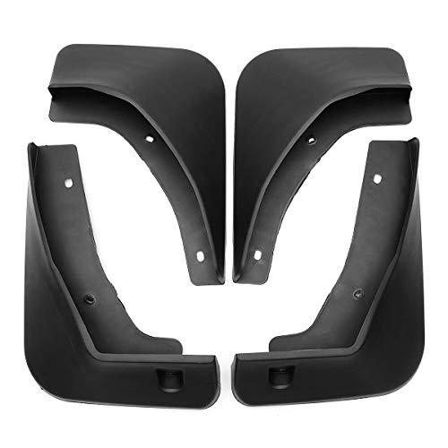 Preisvergleich Produktbild Viviance Front Rear Set Car Mudguards Für Opel Mokka X Vauxhall Buick Encore 2013-2018