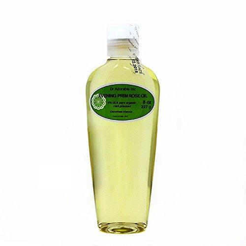 Evening Primrose Oil Organic Pure 8 Oz
