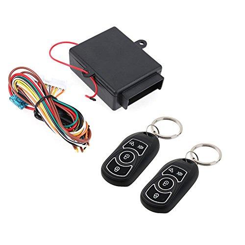 Asiproper Universal Auto Fernbedienung Central Kit Türschloss Keyless Entry System