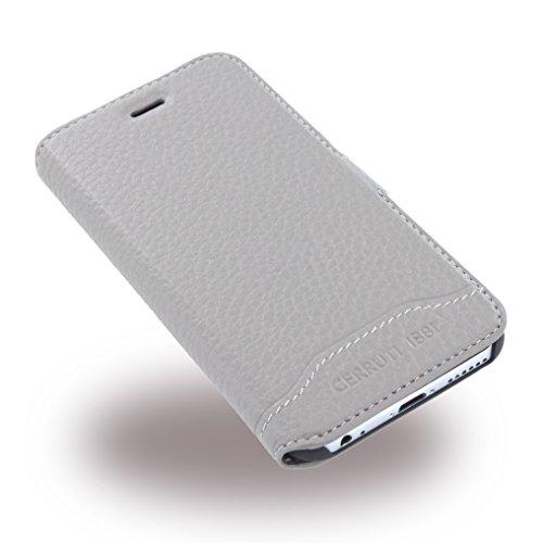 Cerruti 1881 CEFLBKP6GRLTA Signature Trim Booktype Schutzhülle für Apple iPhone 6/6S taupe taupe