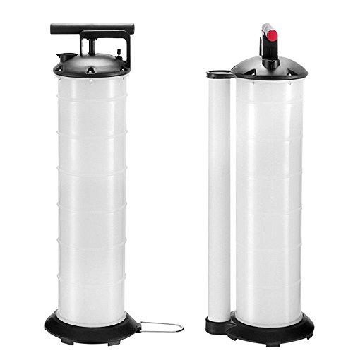 7L Ölabsaugpumpe Absaugpumpe Flüssigkeitsabsaugpumpe Automobil Ölpumpe Wasser Absaugung Pumpe Flüssigkeit Ölpumpe Handpumpe Ölwechsel Diesel Heizölpumpe