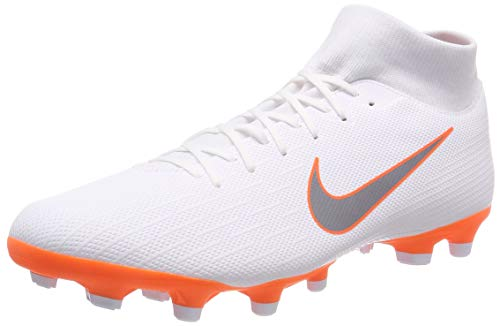 Nike Unisex-Erwachsene Mercurial Superfly VI Academy DF MG Fußballschuhe, Mehrfarbig (Indigo 001), 44 EU