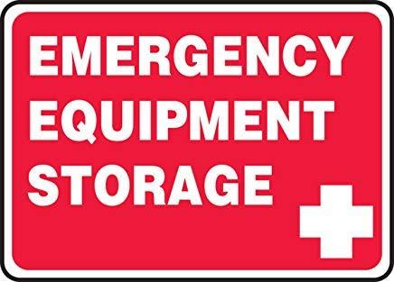 Señales Advertencia Advertencia Equipo Emergencia